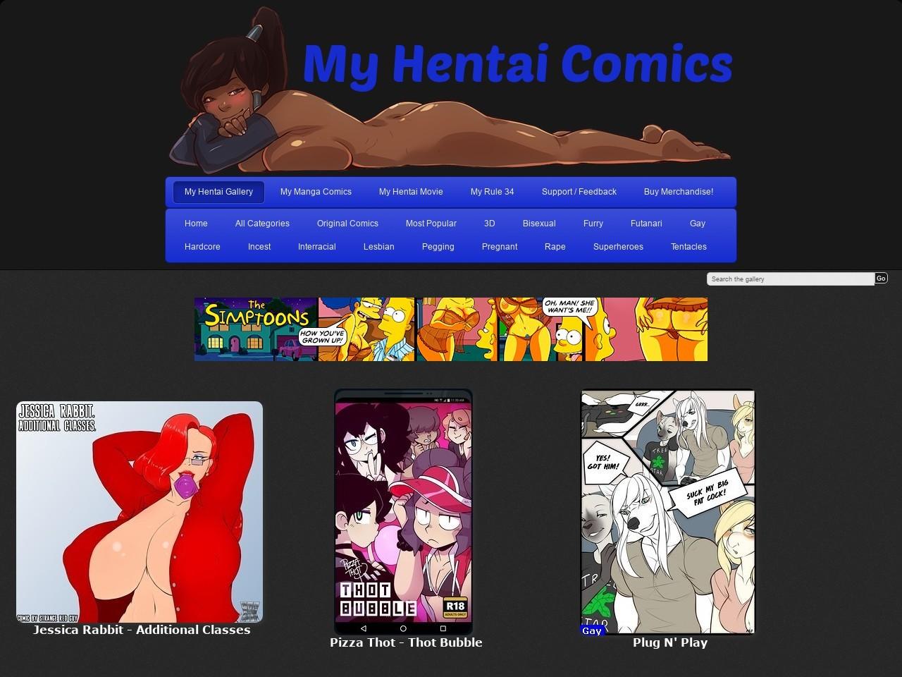 MyHentaiComics